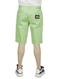 Love Moschino Striped Bermuda Shorts