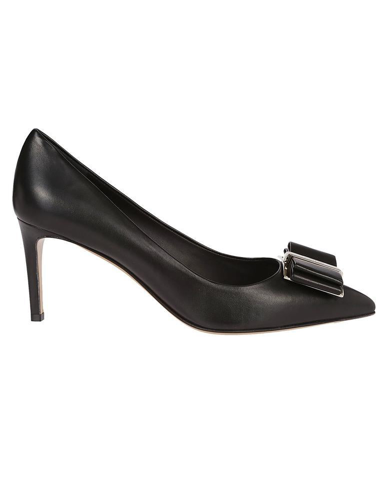 Salvatore Ferragamo Bow Detail Formal Pumps