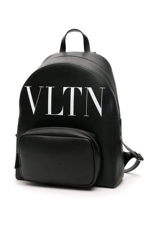 Valentino VLTN Logo Backpack
