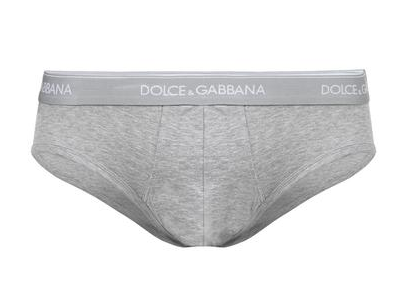 Dolce & Gabbana Underwear Two-Pack Logo Waistband Briefs