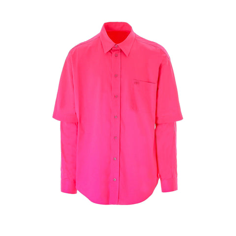 Balenciaga Double Sleeve Shirt