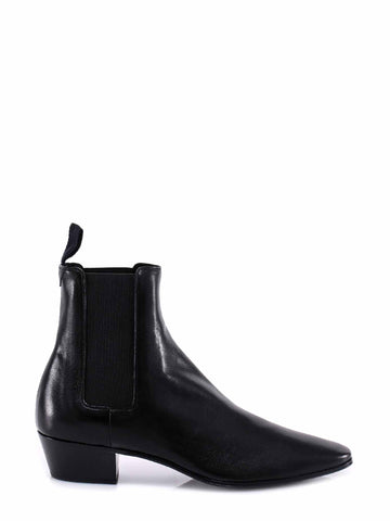 Saint Laurent Dylan Ankle Boots