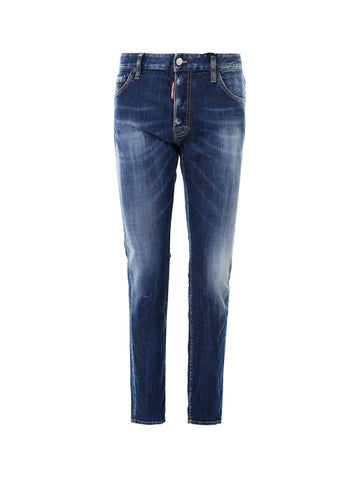 Dsquared Faded Jeans