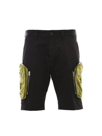 Stone Island Shadow Project Contrast Pocket Shorts