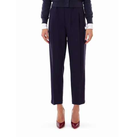 Brunello Cucinelli High Waisted Trousers