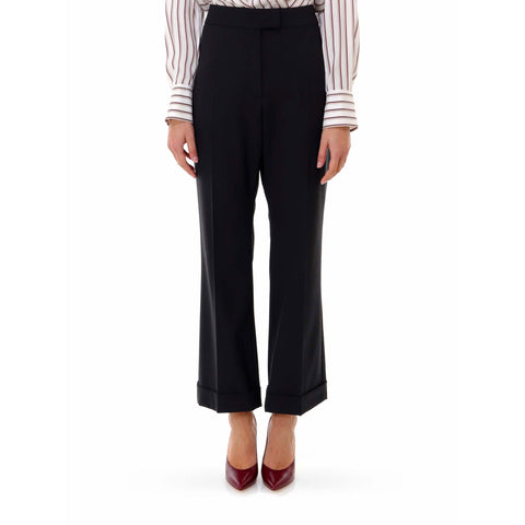 Brunello Cucinelli High Waisted Flare Pants