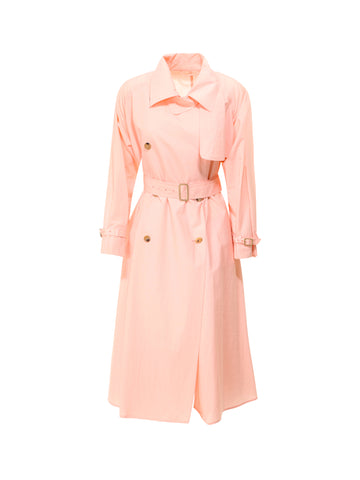 Max Mara Double Breasted Trench Coat