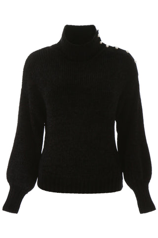 Staud Paloma Turtleneck Jumper