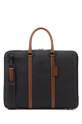 Coach Harness Metropolitan Slim Briefcase