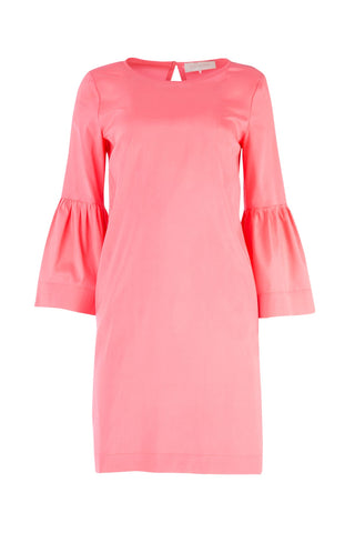 L'Autre Chose Ruffle Sleeved Dress