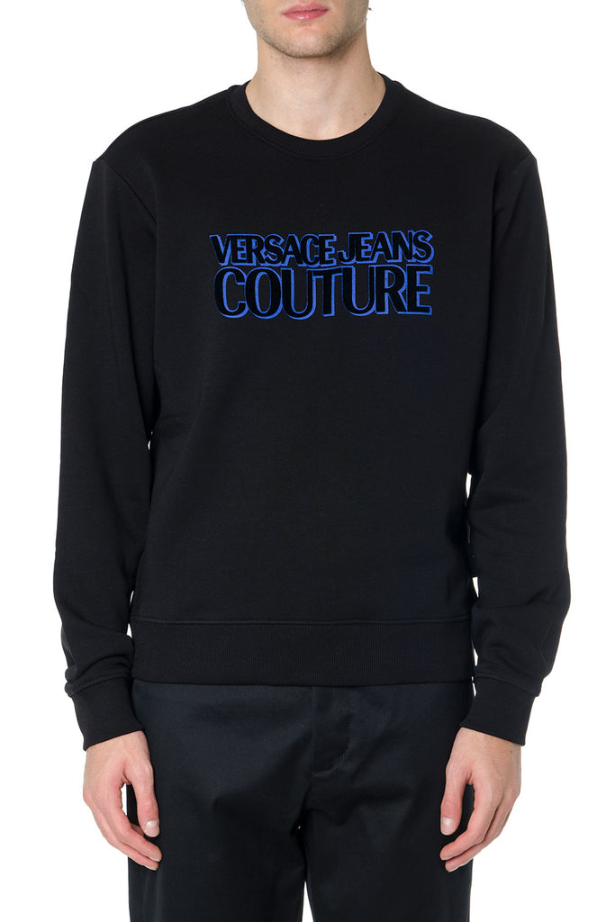 Versace Jeans Couture Logo Crewneck Sweater