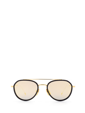 Thom Browne Eyewear Aviator Frame Sunglasses
