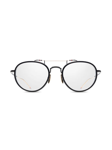 Thom Browne Eyewear Three Stripes Detail Glasses