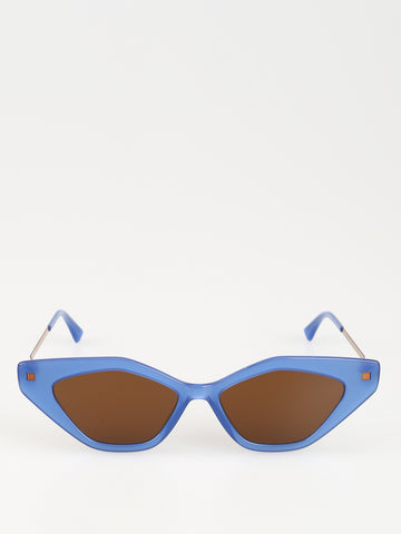 Mykita Gapi Butterfly Shaped Sunglasses