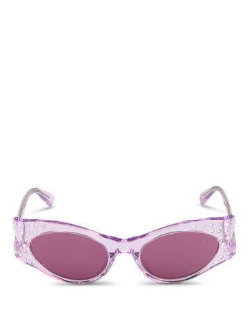 McQ Alexander McQueen Cat Eye Sunglasses