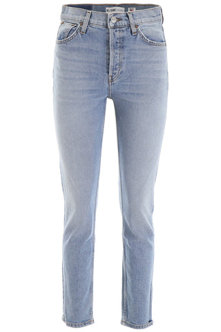 RE/DONE Slim-Fit Denim Jeans
