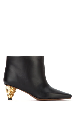 Neous Spiral Heeled Ankle Boots