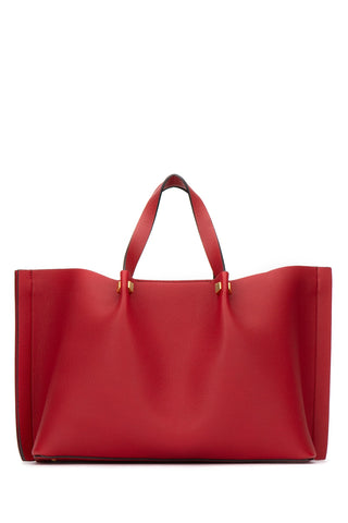 Valentino Garavani VLogo Escape Medium Shopper Bag