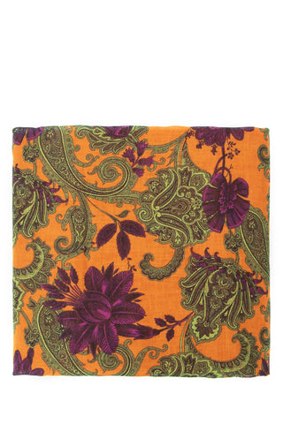 Etro Embroidered Beach Towel