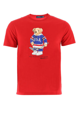 Polo Ralph Lauren Graphic Print T-Shirt