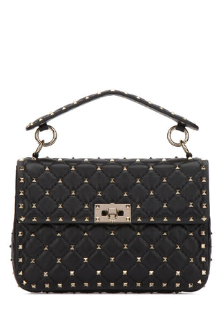 Valentino Garavani Rockstud Spike Shoulder Bag