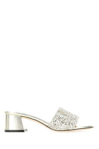 Jimmy Choo Minea Sandals