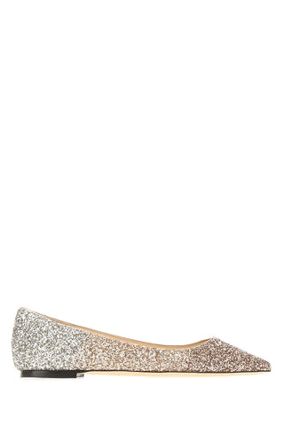 Jimmy Choo Embellished Romy Ballerinas