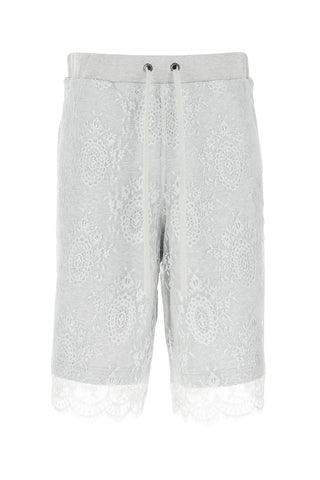 Burberry Lace Bermuda Shorts