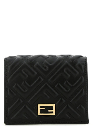 Fendi Baguette Small Bifold Wallet