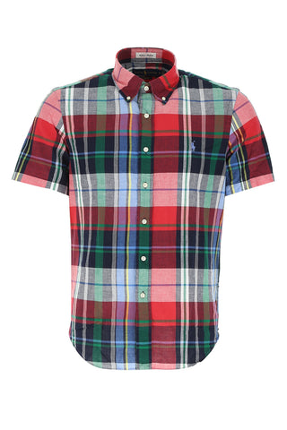 Polo Ralph Lauren Checked Short Sleeve Shirt