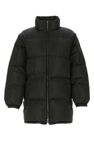 Prada Belted Down Jacket
