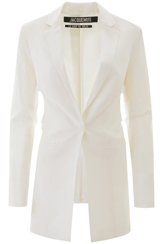 Jacquemus Long Slim Fit Blazer