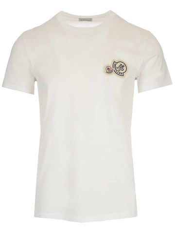 Moncler Patch Logo T-Shirt