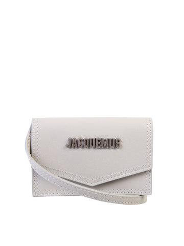 Jacquemus Logo Flap Card Holder