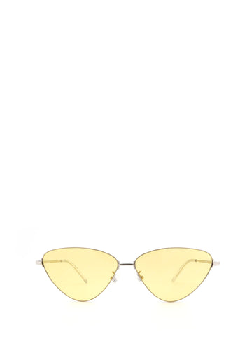 Balenciaga Eyewear Triangular Logo Sunglasses