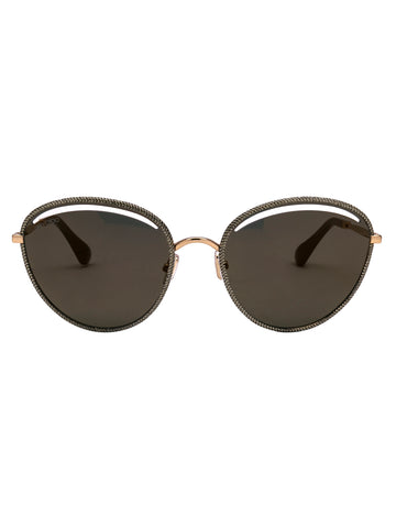 Jimmy Choo Eyewear Malya Sunglasses