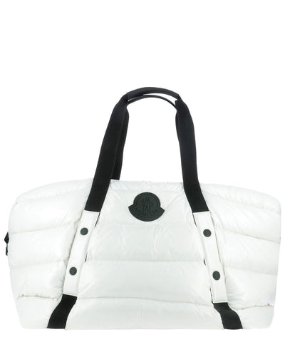 Moncler Maine Quilted Travel Bag