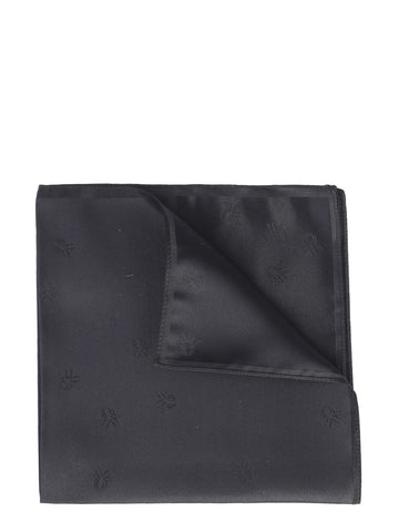 Dior Homme Embroidered Pocket Square