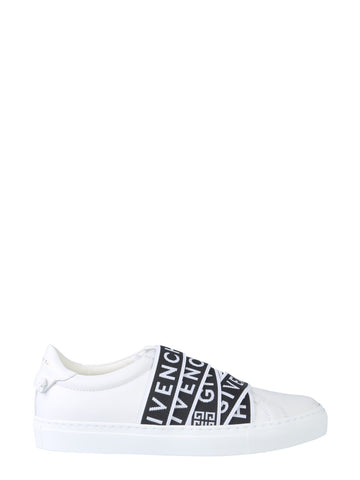 Givenchy Webbing Logo Low-Top Sneakers