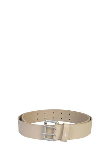 Maison Margiela Double Prong Buckle Belt