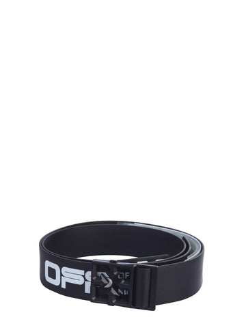 Off-White Logo Belt