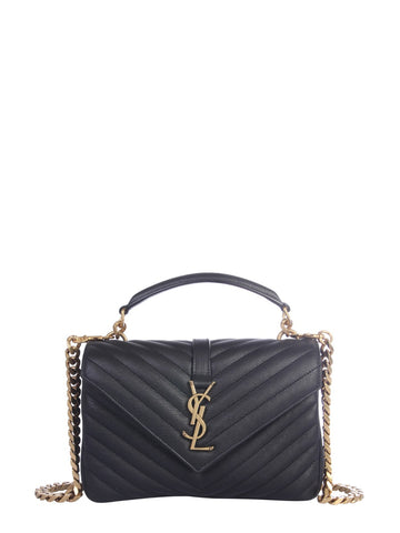 Saint Laurent Logo Shoulder Bag