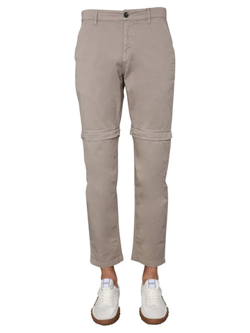 Kenzo Slim Fit 2-In-1 Pants