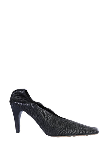 Bottega Veneta Square Toe Pumps