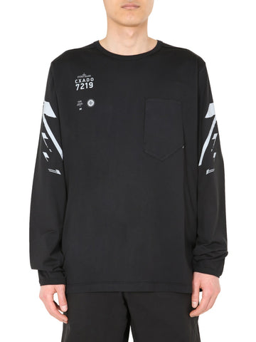 Stone Island Shadow Project Long Sleeve T-Shirt
