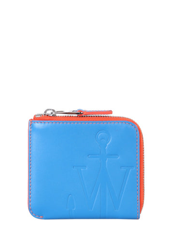 JW Anderson Anchor Zipped Wallet