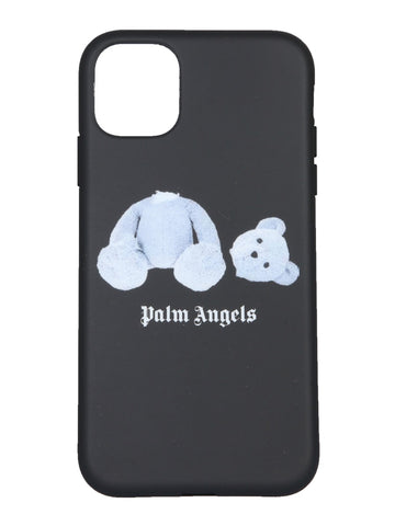 Palm Angels Ice Bear Print iPhone 11 Pro Case