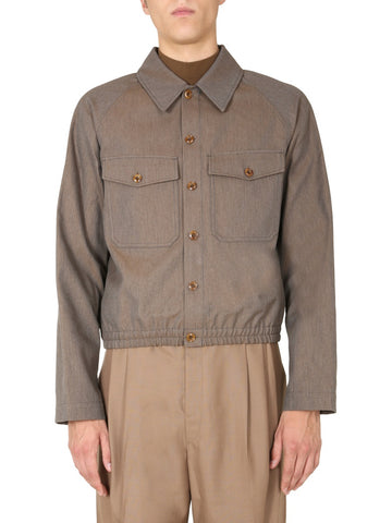 Lemaire Buttoned Jacket