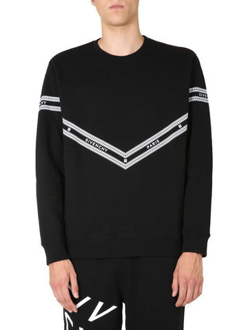 Givenchy Chain Print Sweatshirt