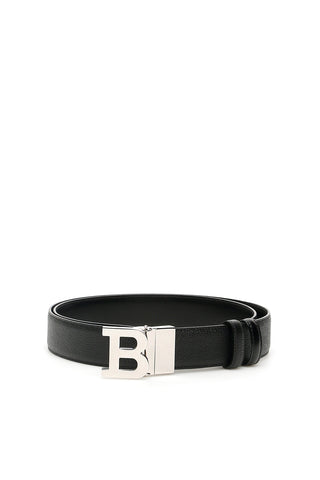Bally Reversible B Buckle Belt